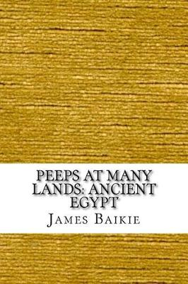 Peeps at Many Lands by James Baikie