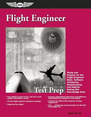 Flight Engineer Test Prep by Federal Aviation Administration (FAA)