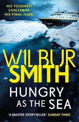 Hungry as the Sea book