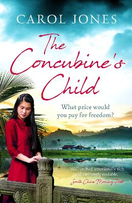 The Concubine's Child by Carol Jones