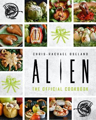 Alien: The Official Cookbook book