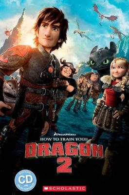 How to Train Your Dragon 2 by Jocelyn Potter