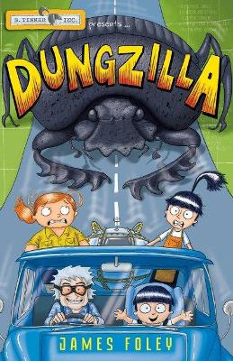 Dungzilla by James Foley