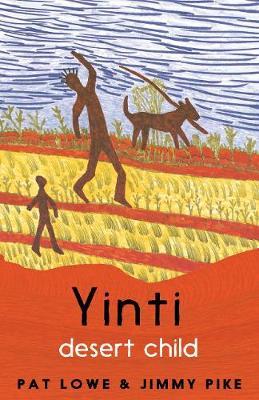 Yinti, Desert Child book
