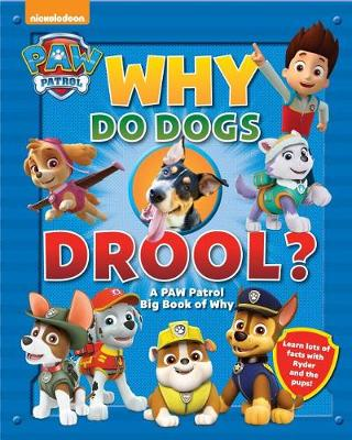 Why Do Dogs Drool? by Media Lab Books