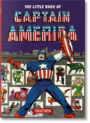 Little Book of Captain America book