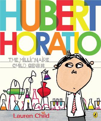 Hubert Horatio by Lauren Child
