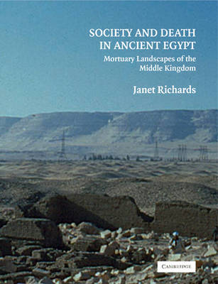 Society and Death in Ancient Egypt book