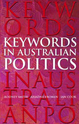 Keywords in Australian Politics book