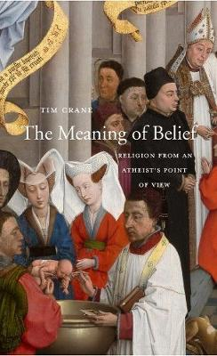 The Meaning of Belief by Tim Crane