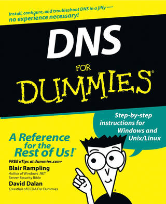 DNS for Dummies book
