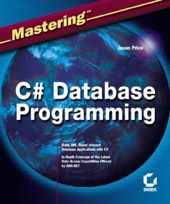 Mastering C# Database Programming book