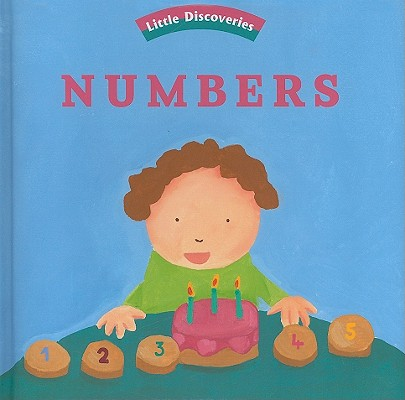 Numbers: Little Discoveries book