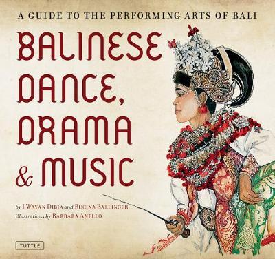 Balinese Dance, Drama & Music by I. Wayan Dibia
