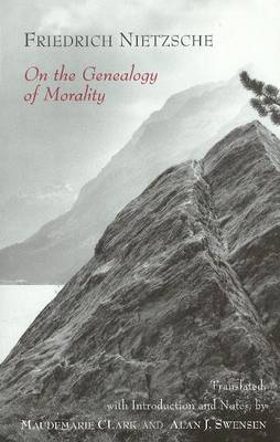On the Genealogy of Morality book