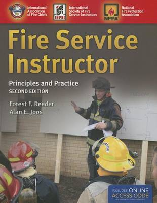 Fire Service Instructor by IAFC