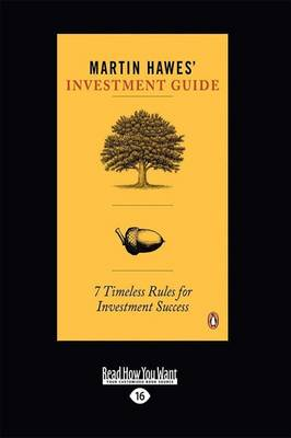 Martin Hawes' Investment Guide by Martin Hawes