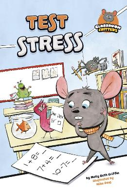 Test Stress by Molly Beth Griffin