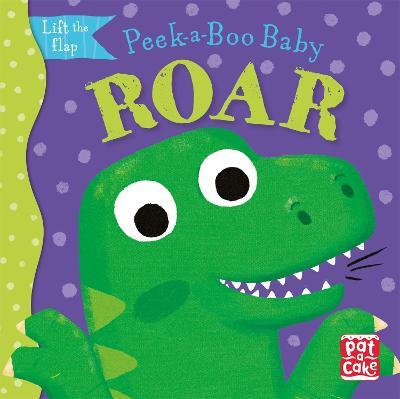 Peek-a-Boo Baby: Roar: A dinosaur peek-a-boo book book