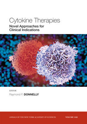 Cytokine Therapies by Raymond P. Donnelly