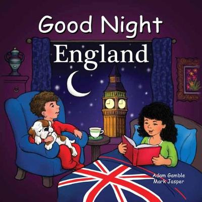 Good Night England by Adam Gamble