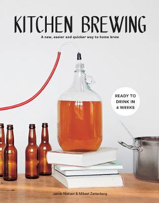 Kitchen Brewing by Mikael Zetterberg