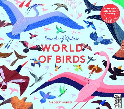 Sounds of Nature: World of Birds by Robert Frank Hunter