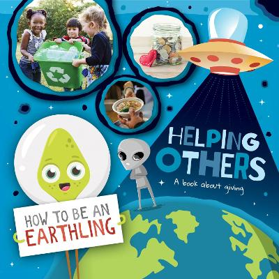 Helping Others: A Book About Giving by Kirsty Holmes
