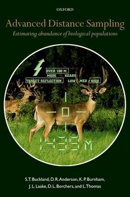 Advanced Distance Sampling book