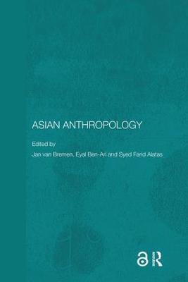 Asian Anthropology by Jan van Bremen