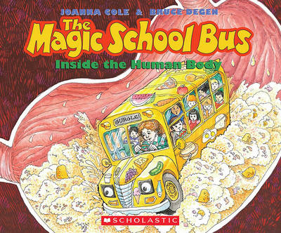 The Magic School Bus Inside the Human Body - Audio by Joanna Cole