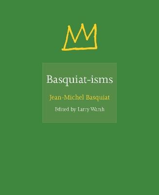 Basquiat-isms book