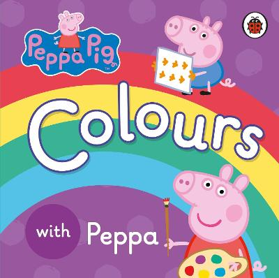 Peppa Pig: Colours book