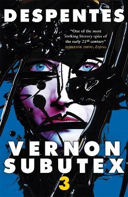 Vernon Subutex Three book