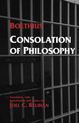 Consolation of Philosophy book