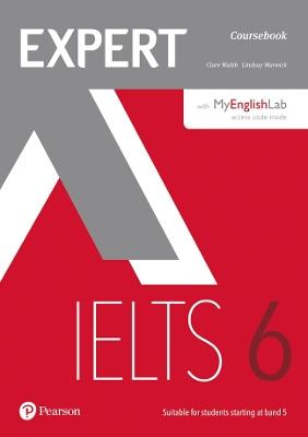 EXPERT IELTS 6.0 STUDENT BOOK  MEL+AUDIO            213483 book