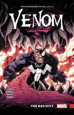 Venom Vol. 4: The Nativity by Mike Costa