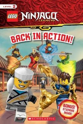 Back in Action! (LEGO Ninjago) by Tracey West