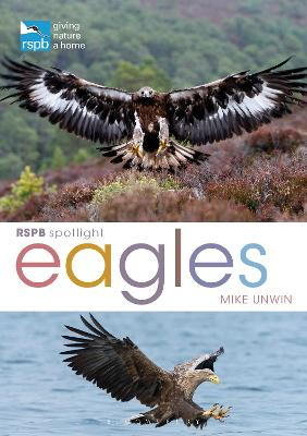 RSPB Spotlight: Eagles by Mike Unwin