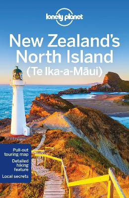 Lonely Planet New Zealand's North Island book