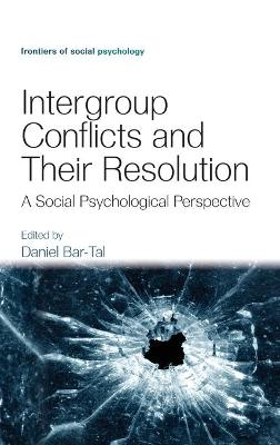 Intergroup Conflicts and Their Resolution book