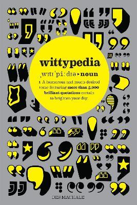 Wittypedia by Des MacHale