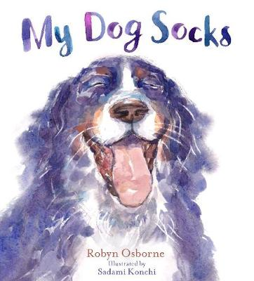 My Dog Socks book