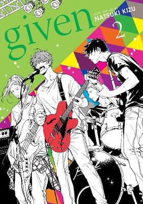 Given, Vol. 2 book
