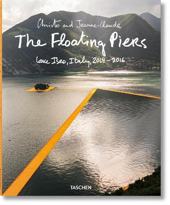 Christo and Jeanne-Claude: The Floating Piers by Wolfgang Volz