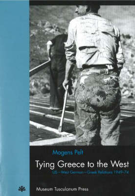 Tying Greece to the West book