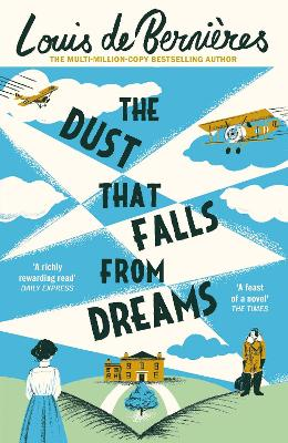 Dust that Falls from Dreams book
