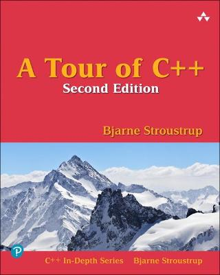 Tour of C++ book