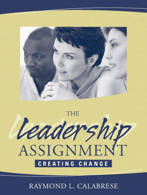 Leadership Assignment book