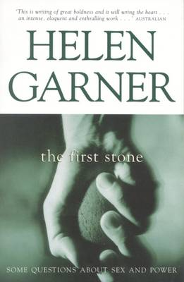 First Stone book